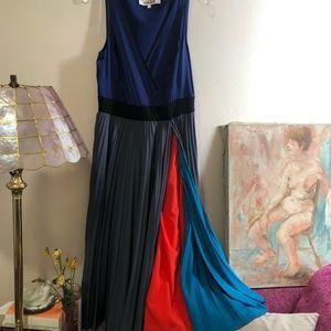 diane von furstenberg hidden color wrap dress